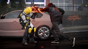 Infamous: Second Son Preview Video
