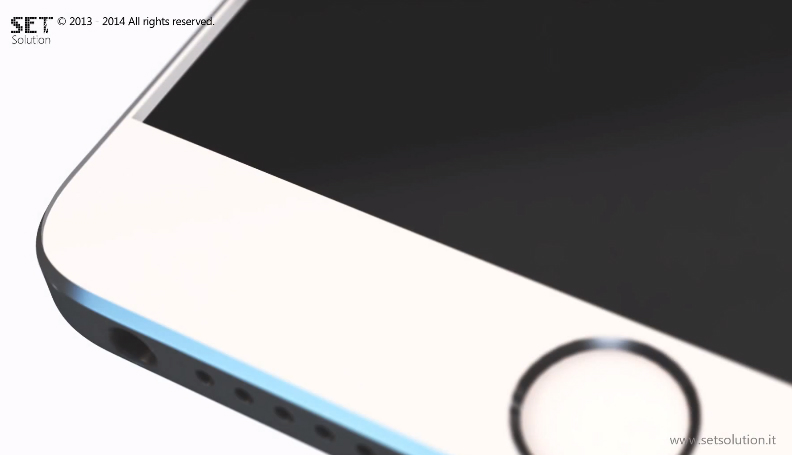 Realistic iPhone 6 Concept