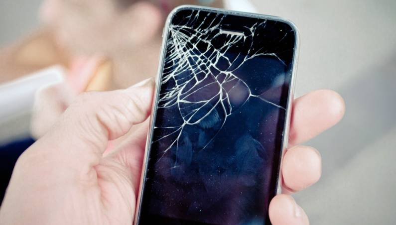 Smartphone Shaterproof Display Technology