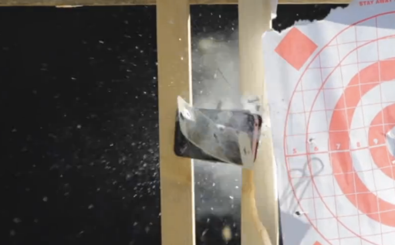 Bulletproof Smartphone Screen Protector Test
