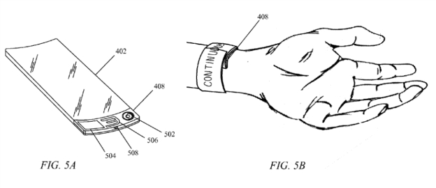 iwatch-slap-bracelet-patent