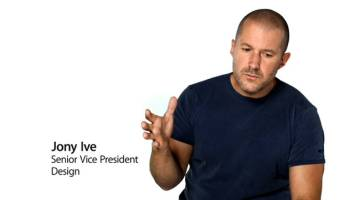 Apple Jony Ive Vs. Steve Jobs