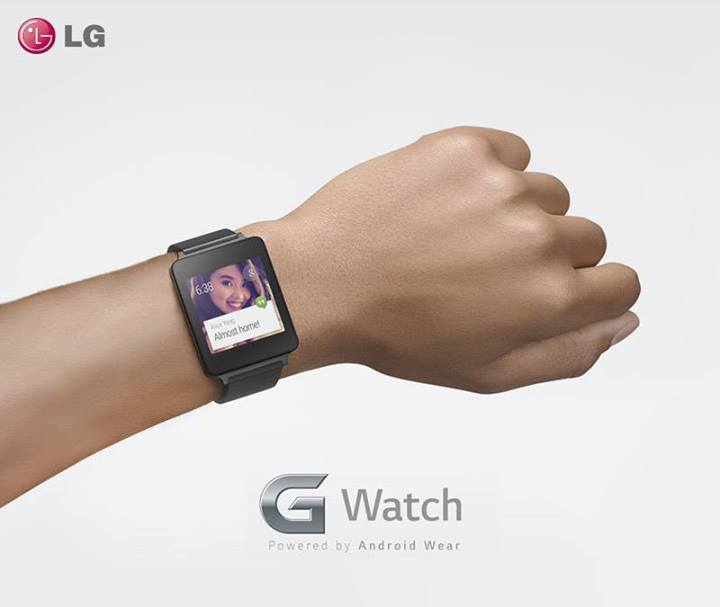 LG G Watch 2 Reveal