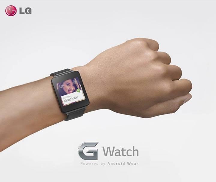 LG G Watch First Look