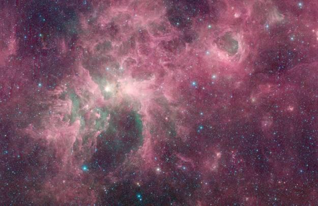 Milky Way Interactive Photo