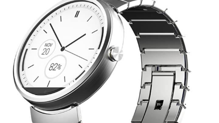Moto 360 Android Wear Concept Apps