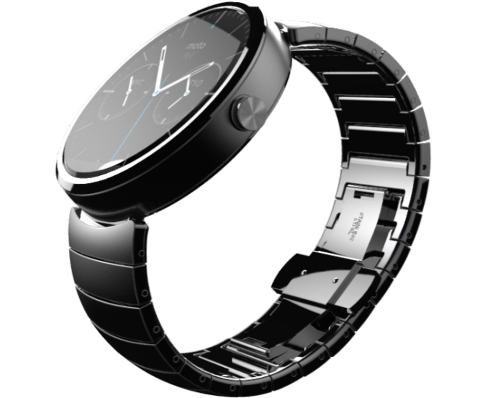 Moto 360 Official Specs and Price