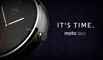 Moto 360 Specs Battery Life