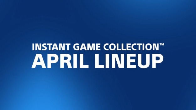 PlayStation Plus Free Games April