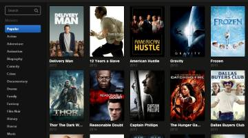 Netflix For Pirates Streaming Torrents