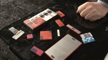 Project Ara Specs: Tegra K1 and Marvell