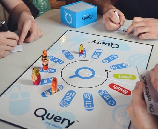 Hilarious board game brings Google