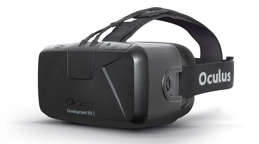 Facebook Oculus VR Acquisition