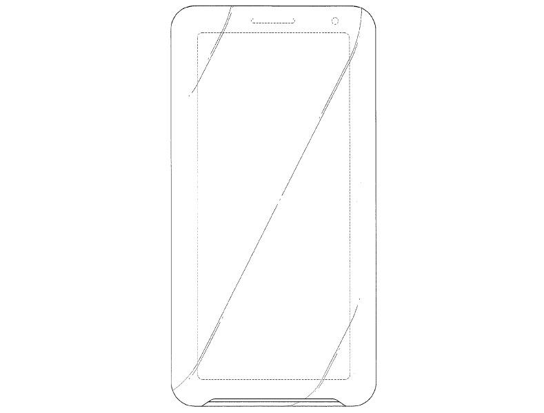 Samsung Experimental Smartphone 21:9 Aspect Ratio
