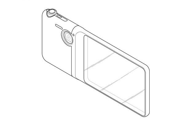Samsung Transparent Display Camera
