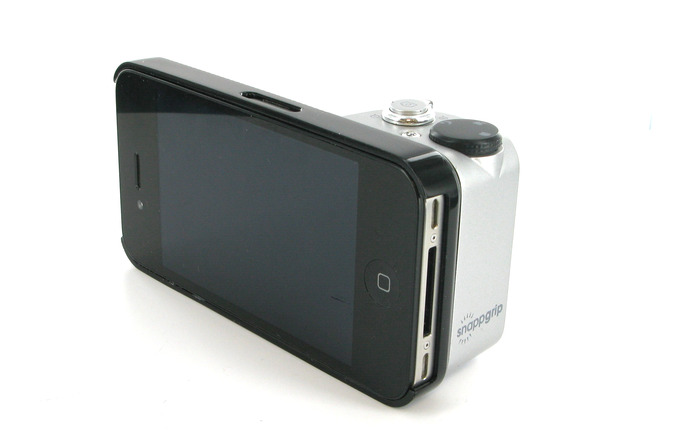 Snappgrip iPhone Camera Accessory