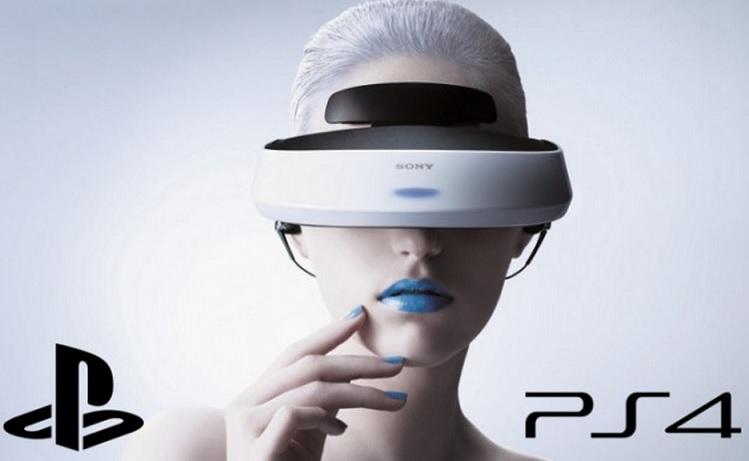PlayStation 4 Virtual Reality Headset