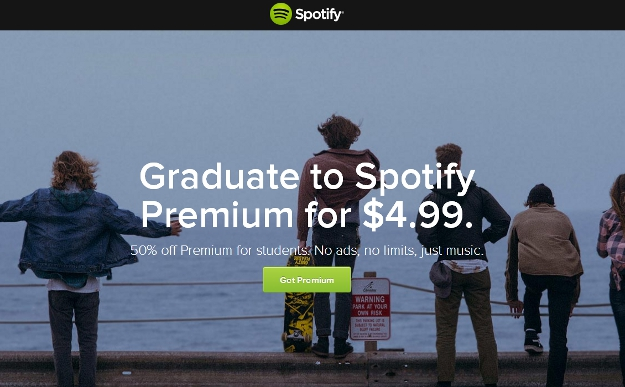 Spotify Subscription Prices College Students