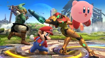 Super Smash Bros For Wii U Release Date