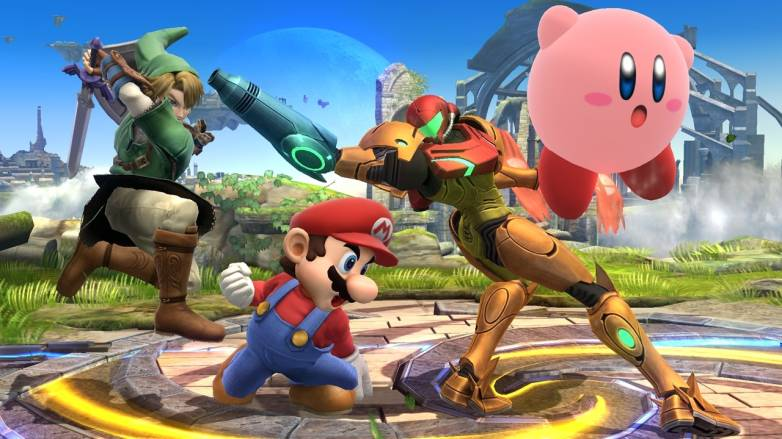 Super Smash Bros For Wii U Release Date