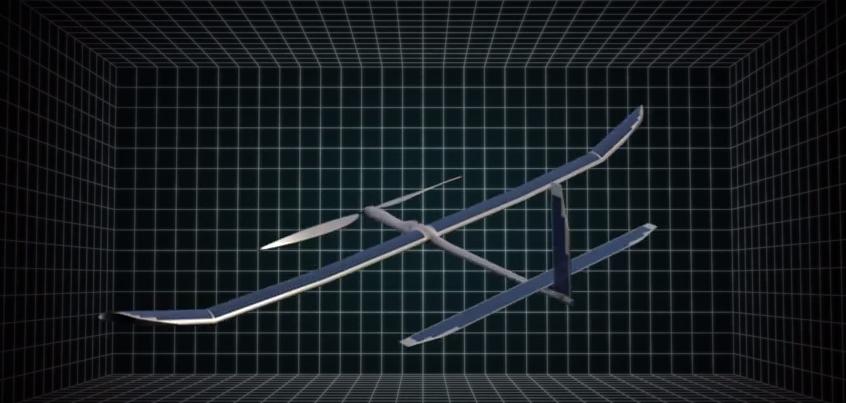 Facebook Drones Internet Project