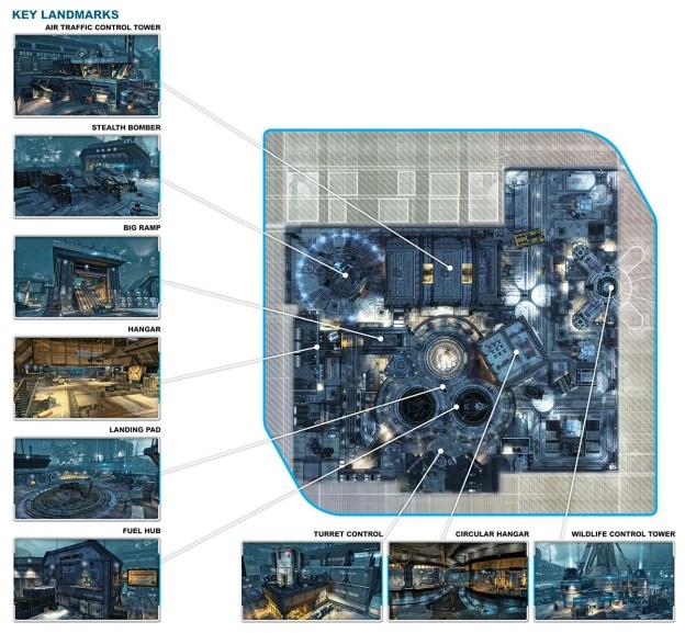 Titanfall Airbase Map