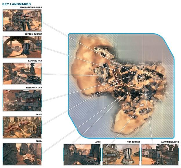 Titanfall Boneyard Map