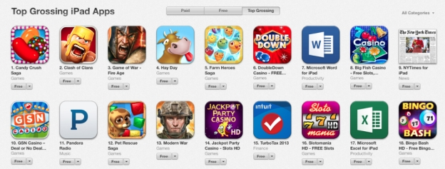 top-grossing-ipad-apps-microsoft-office-1
