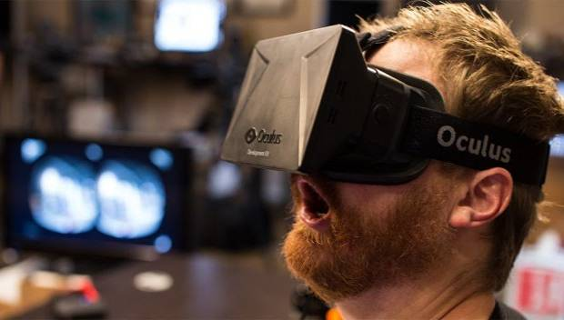 Oculus Rift Teleportation