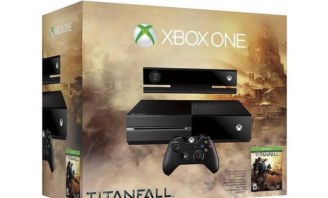 Xbox One Titanfall Sales