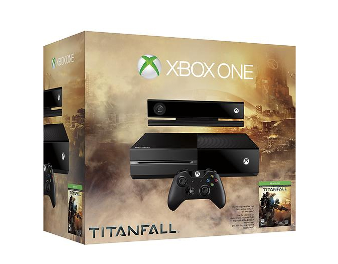 Xbox Live Titanfall Crash