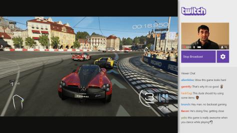 Xbox One Twitch Stream Quality
