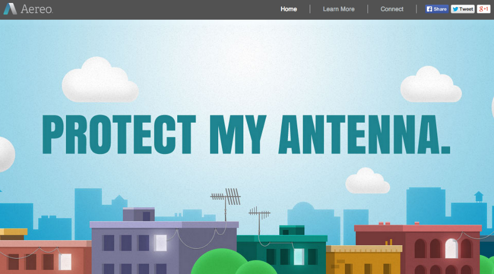 Why Is Aereo Being Sued