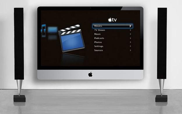 Apple iTV Rumors