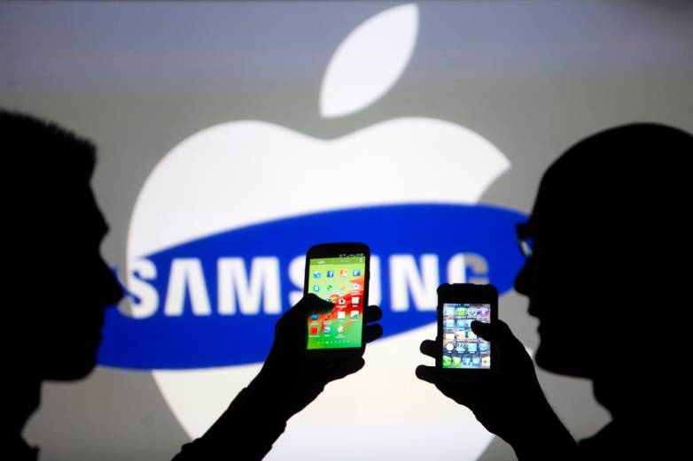 Apple Vs. Samsung Profits