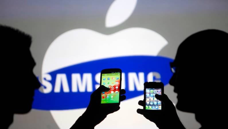 Samsung Vs. Apple IBM