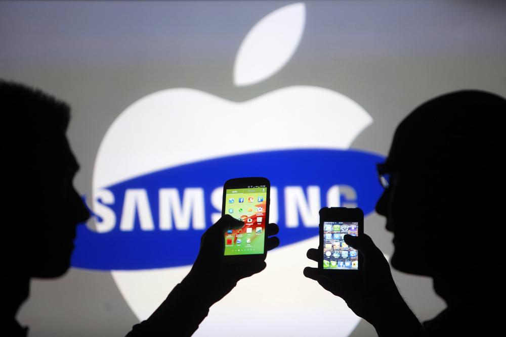 Apple Vs. Samsung Microprocessors