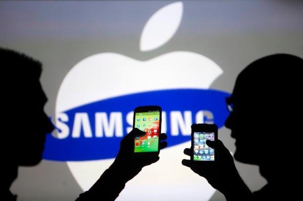 Apple Vs. Samsung Buzz Marketing