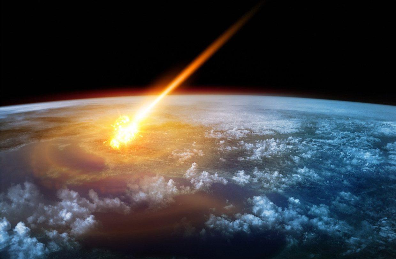 asteroid dinosaurs