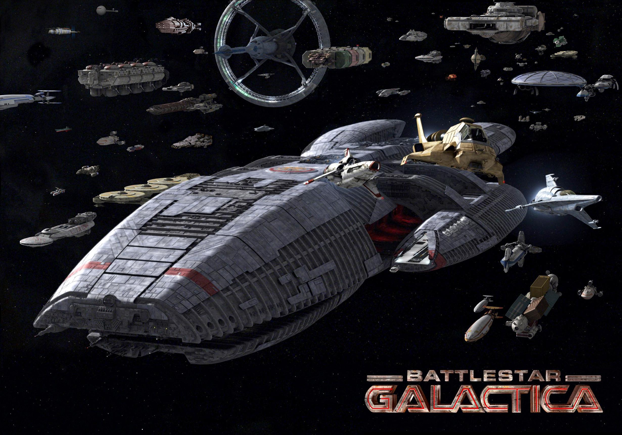Battlestar Galactica New Feature Film