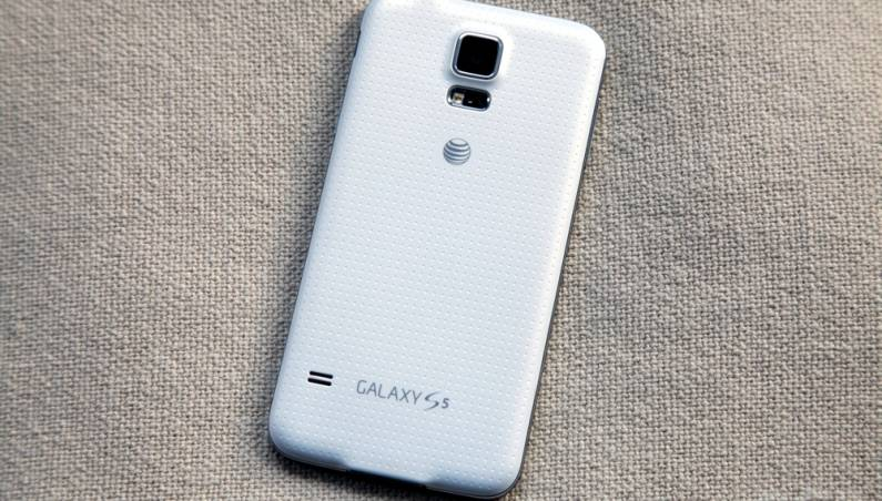 Galaxy S5 Prime Leak