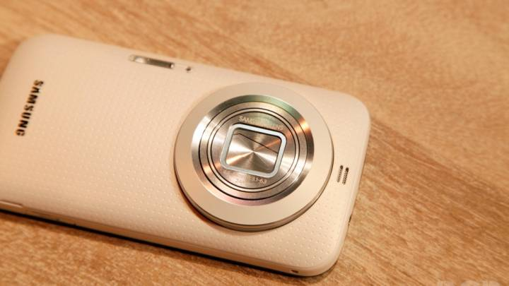 Galaxy K Zoom Vs. Galaxy S4 Zoom