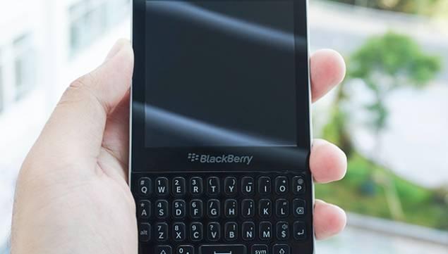 BlackBerry Kopi Leaked Images