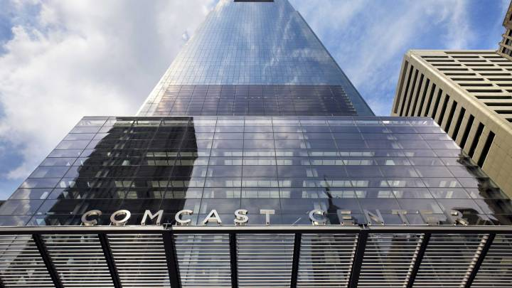Comcast FCC Commissioner Dinner