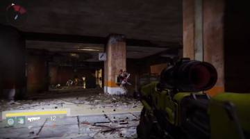 Destiny Strike Gameplay Trailer