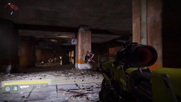 Destiny Strike Gameplay Trailer
