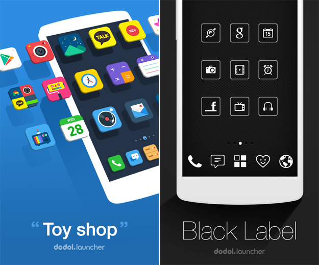 dodol-launcher-android