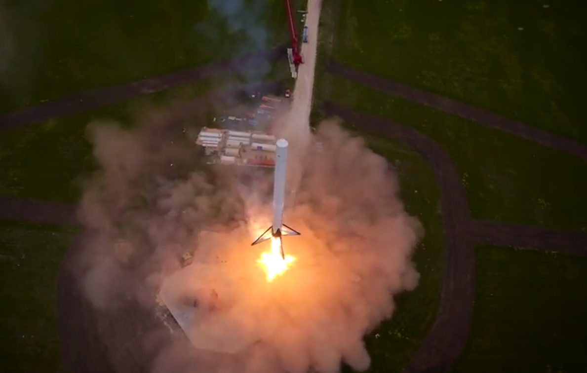 SpaceX National Security Launch Certification