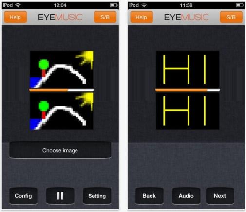 Best iOS Apps EyeMusic