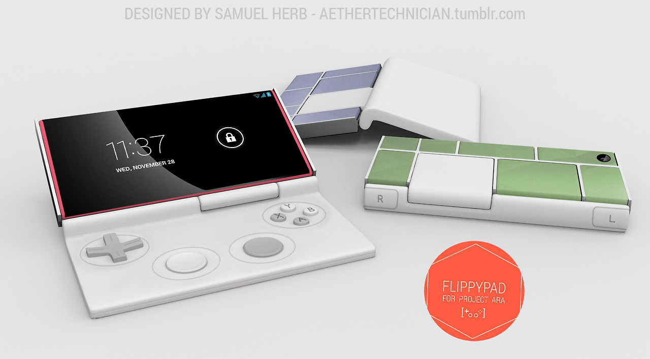 Awesome Project Ara concept teases a bright future for ...